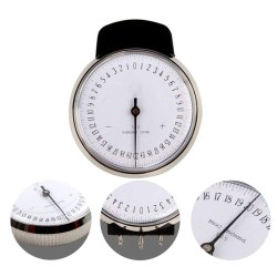 ASF Ophthalmic Lens Measure Clock