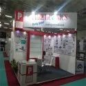 Wood Exhibition Stall