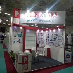 Exhibition Display Stands : Exhibition display stand at rs 4500 square meter chandlodiya