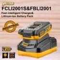 P20S CACLI2001 Ingco Lithium Ion Auto Air Compressor