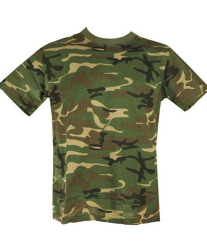Mens Cotton Army T-Shirt 042f216ed447