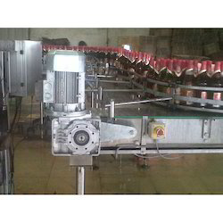 Bottle Filling Conveyor System