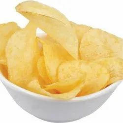 Classic Salted Salted Potato Chips, Packaging Size: 250g