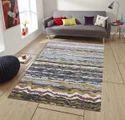 Handmade Wool Viscose Handmade Living Room Center Rug