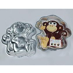 Monkey Cake Pans