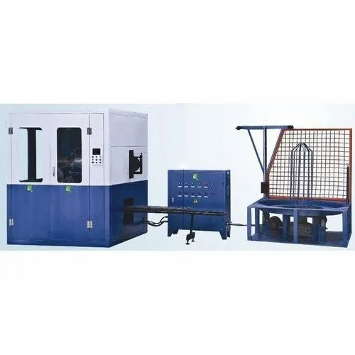 Automatic Bonnell Spring Coiling Machine