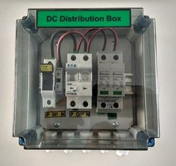 Solar DCDB 1 in 1 Out for 1-4 kW with DC MCB, DC SPD