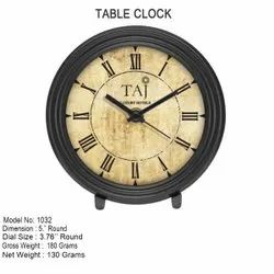 Exclusive Table Clock