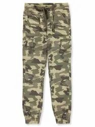 Cargo Military Pants For Kids