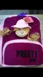 Kids Soft School Bag