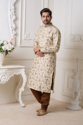 Pr Fashion Launched Amazing Pair Of Kurta And Chudidar For Men