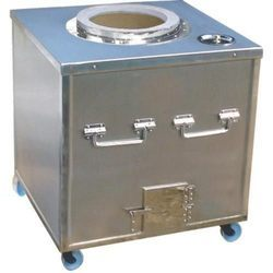 Stainless Steel Portable Tandoor