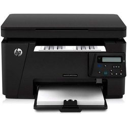 Black Laser 126NW HP Multifunction Printer, Paper Size: A4