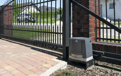 Mild Steel Automatic Sliding Gates