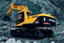 Hyundai R215L-Smart Excavator