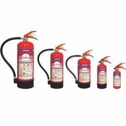 Mild Steel Industrial Fire Extinguisher