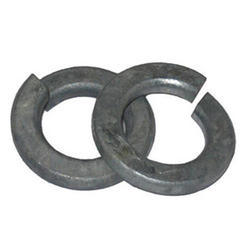 Helical Spring Lock Washer Square Section