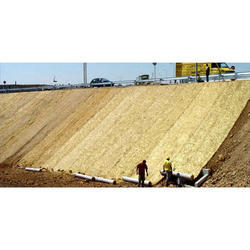 Ground Level Tmp Geotextile