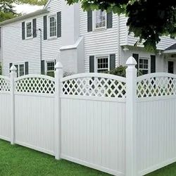 PVC Lattice Fence In Chennai