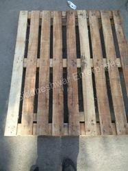 Packaging Rubber Wood Pallets
