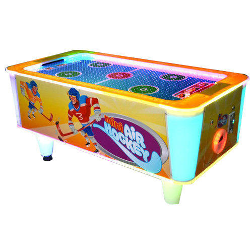 Mini Air Hockey Table