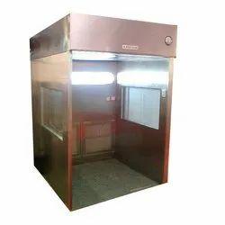 Powder Dispensing Booth, Electric