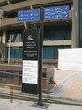 Traffic Mandatory Sign