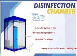 Disinfection Chamber.