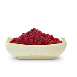 Respberry Red Powder