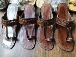 Genuine Leather Kolhapuri Chappal