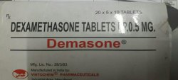 Dexamethasone 0 5 mg Tablet