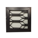 Square Aluminium Window Grill