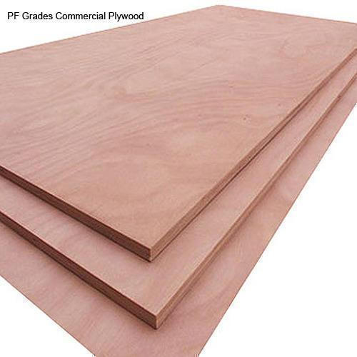 Gati Brown PF Grades Commercial Plywood, Thickness: 6 - 19 mm