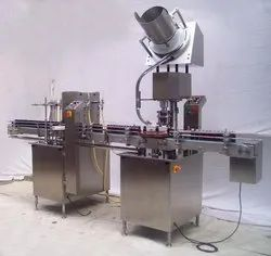Single Head Bottle ROPP and Screw Capping Machine