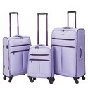 Travel Trolley Bag Wine Grey Color