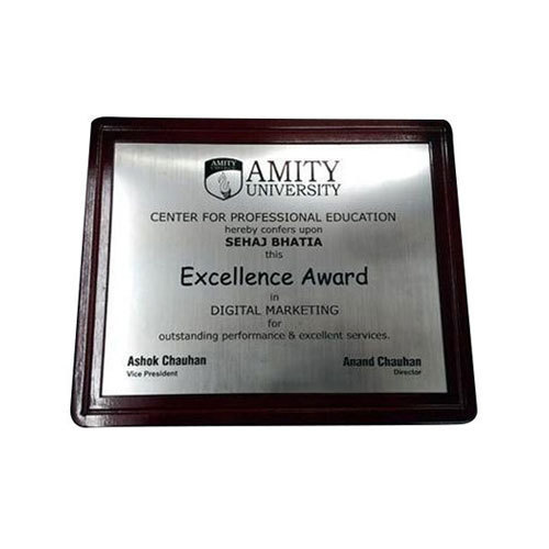 College Certificates Manufacturer From New Delhi