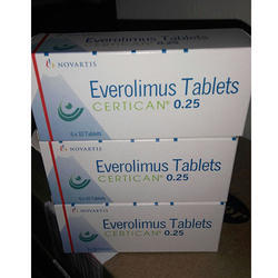 Everolimus Tablet 0.25