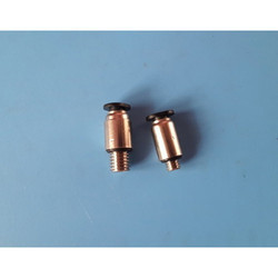 M7 4mm Round Solenoid Connector