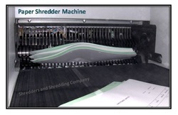 Paper Shredder On Hire