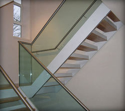 Cable Glass Railings System
