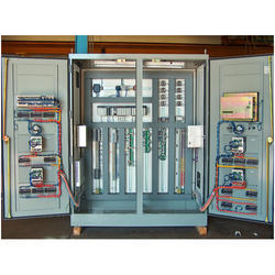 Aluminium Three Phase Electrical Control Panel, IP Rating: IP40