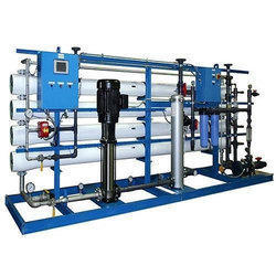 Fully Automatic 4000 LPH Reverse Osmosis Plant, 1000-2000 (Liter/hour) , For Industrial