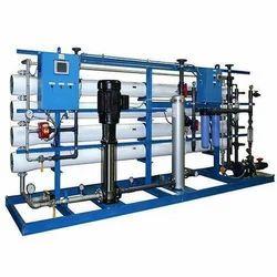 4000 LPH Reverse Osmosis Plant