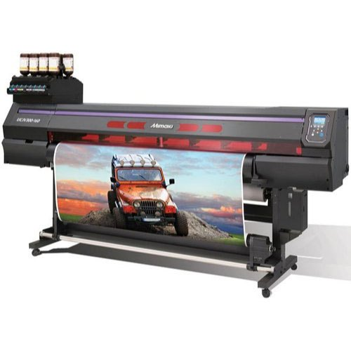 Print Cut Uv Digital Printer