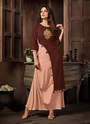 Stylish Look New Designer Party Wear Kurtis