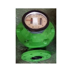 MACHANICAL FLOW METER
