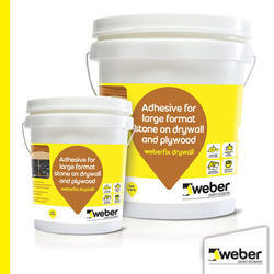 Weber Fix Drywall High Performance Tile And Stone Adhesive