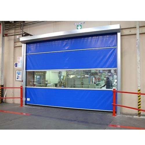 Automatic High Speed Door At Rs 150000 Unit High Speed