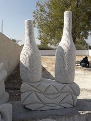 Modern Stone Art Work