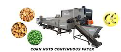 Corn Nuts Continuous Fryer
